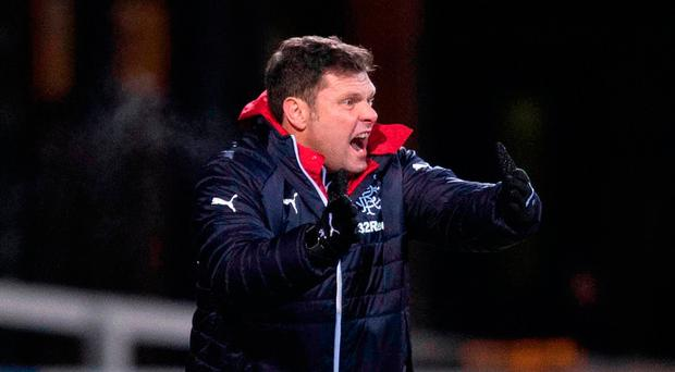 Player talks: Graeme Murty
