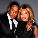 Jay-Z and Beyonce out on the town