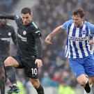 Brighton and Hove Albion v Chelsea – Premier League – AMEX Stadium