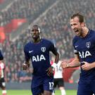 Harry Kane's 99th Premier League goal was not enough for Tottenham to beat Southampton