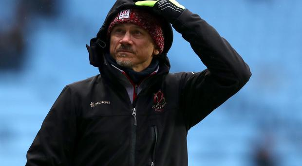 Les Kiss leaves Ulster director of rugby role with immediate effect