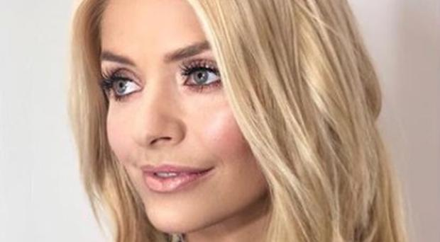Pictured: Holly Willoughby. (Instagram)