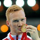 No go: Greg Rutherford says he isn't sufficiently prepared