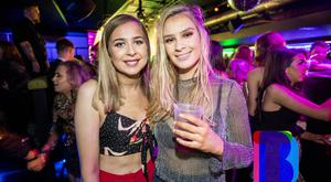 People out at Bot Wednesdays Legendary Refreshers' Party 24th January 2018. Picture by Liam McBurney/RAZORPIX