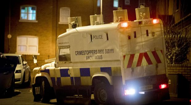 Man shot five times in Ballymurphy attack