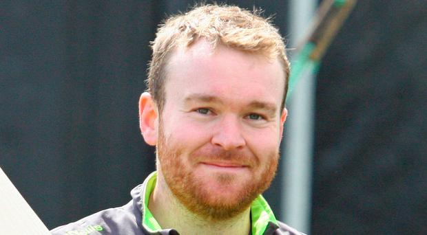 No bids: Ireland's Paul Stirling failed to get into the IPL