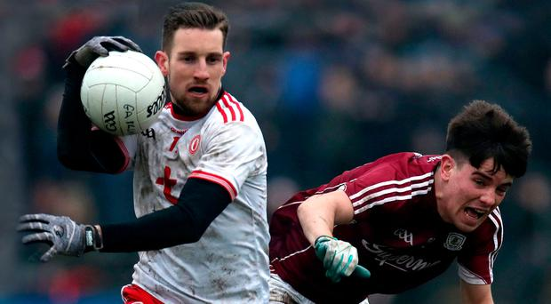 Man on: Galway's Sean Kelly closes in on Niall Sludden