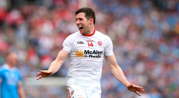 Final fling: Sean Cavanagh is all set for a Croke Park return