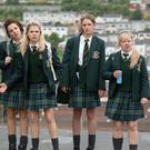 James Maguire (Dylan Llewellyn), Michelle Mallon (Jamie-Lee O'Donnell), Erin Quinn (Saoirse Jackson), Orla McCool (Louisa Harland), Clare Devlin (NIcola Coughlan),