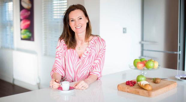 Too sweet: Pippa Campbell warns sugary treats can lead to poor sleep