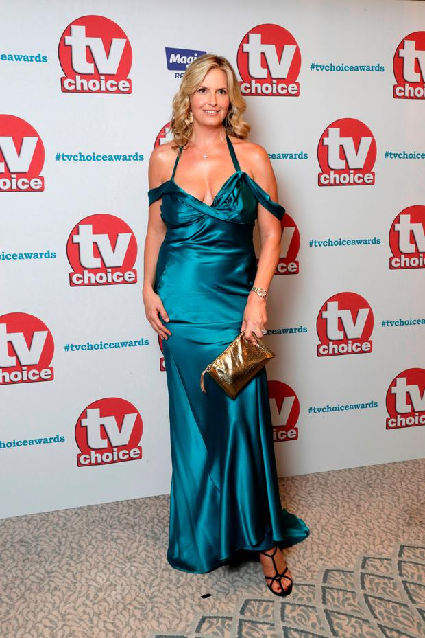 Penny Lancaster who was diagnosed with dyslexia