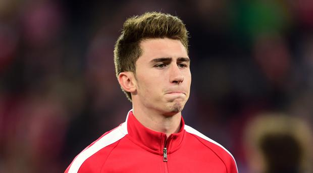 Aymeric Laporte, Athletic BilbaoAymeric Laporte is Manchester City's record signing