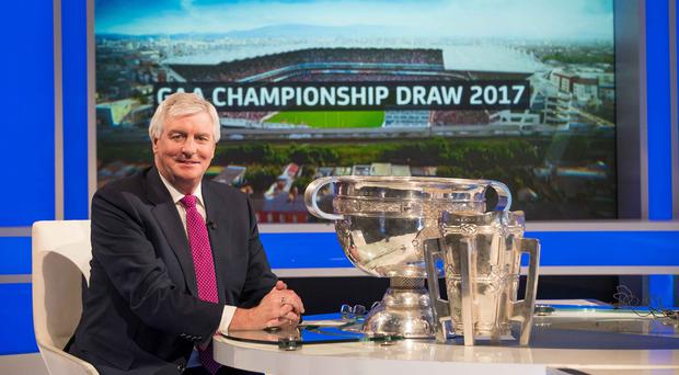 Big shoes: Michael Lyster is set to retire