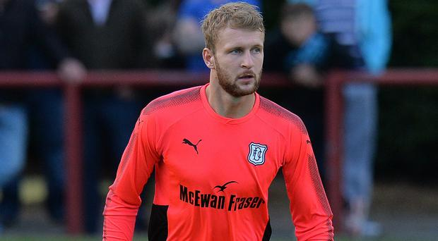 Scott Bain is on his way to Celtic.