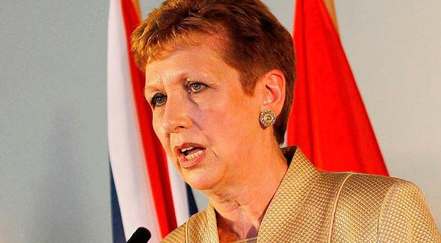 Vatican blocks McAleese from giving keynote speech 'over views on gay rights'
