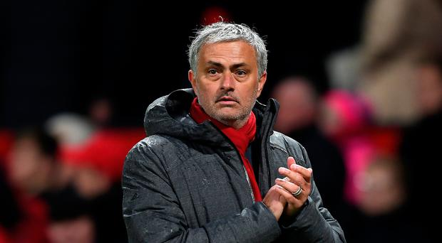 Respects: Mourinho spoke eloquently about the disaster