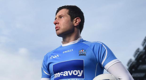 Having a ball: Sean Cavanagh says he didn't understand the true worth of a club until spending more time on Moy duty