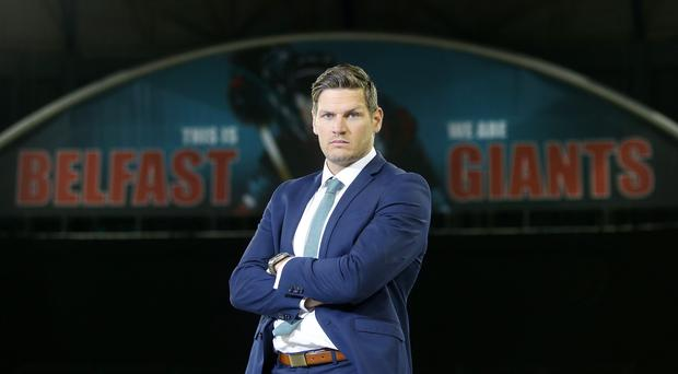 Not giving up: Adam Keefe