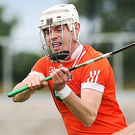 Star man: Former Armagh ace Declan Coulter