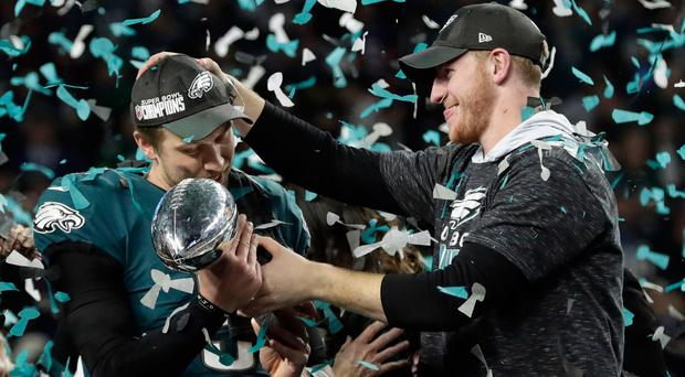 Super Bowl: Nick Foles, Doug Pederson deliver their own 'Rocky' story