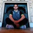 Waiting his chance: Joey Carbery has had to be patient, but may start at full-back alongside Johnny Sexton