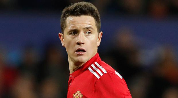 Ander Herrera has been at Manchester United since 2014