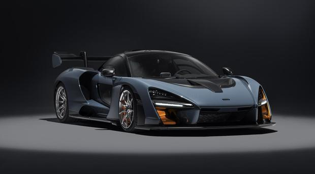 McLaren Senna supercar is back in new pics, extra specs revealed