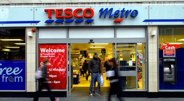 The NI Retail Consortium is concerned over major retailers such as Tesco cutting back their management positions