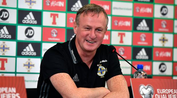 Northern Ireland boss Michael O'Neill signs new four-year contract