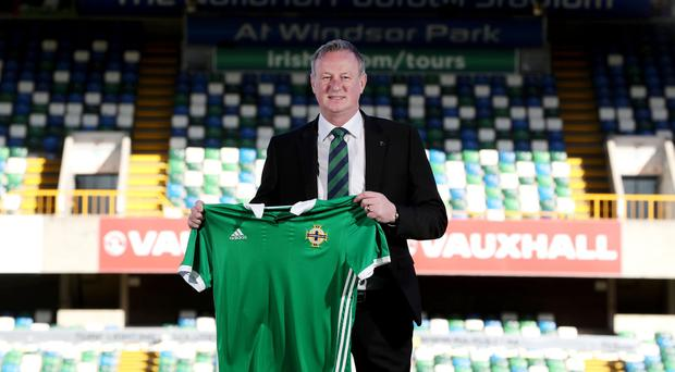 Michael O'Neill commits himself to Northern Ireland until 2024