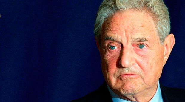 Soros 'proud supporter' of plans to scupper Brexit