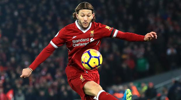 Liverpool will take their time with Adam Lallana's comeback from injury.