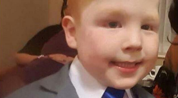 Boy, 5, dies after being swept four miles down fast-flowing river