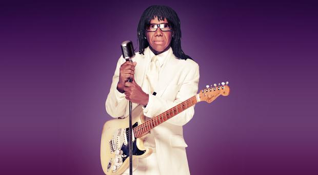 Pictured: Nile Rodgers