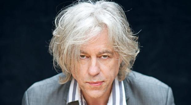 Pictured: Sir Bob Geldof
