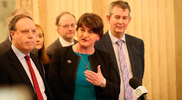 DUP went back on a deal for Irish language, claims Sinn Féin