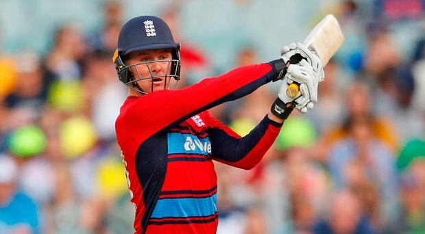 Head boy: Jason Roy says England must play a smarter game