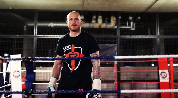Astute: George Groves has learned from his mistakes