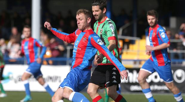 Determined: Ards ace Johnny Taylor is eager to leave recent disappointments in the past