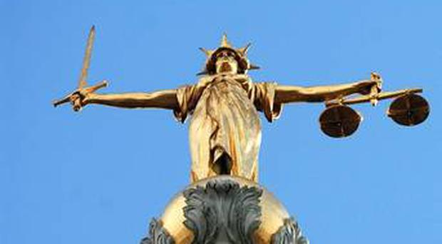 A woman allegedly stole from pensioners and a wheelchair user in a crime spree across parts of Northern Ireland, the High Court has heard