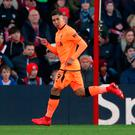 In form: Roberto Firmino has hit 20 goals so far this season