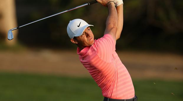 Rory McIlroy. (Photo by David Cannon/Getty Images)