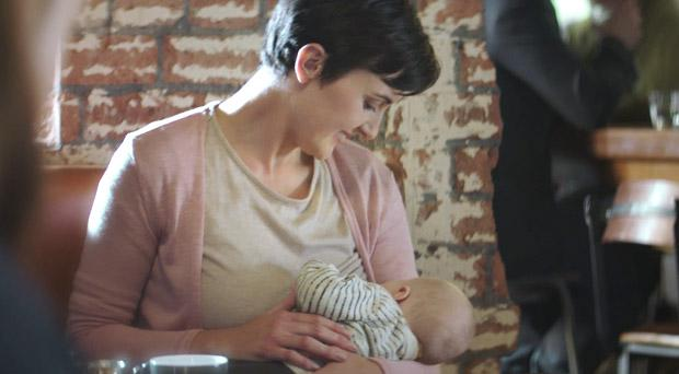 Breastfeeding has scientifically proven health benefits for both baby and mum.