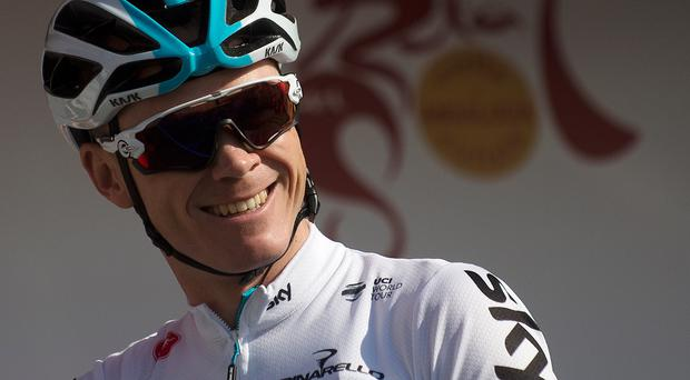 Chris Froome and Dave Brailsford defiant as Team Sky rider returns