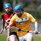 Acid test: Antrim's John Dillon
