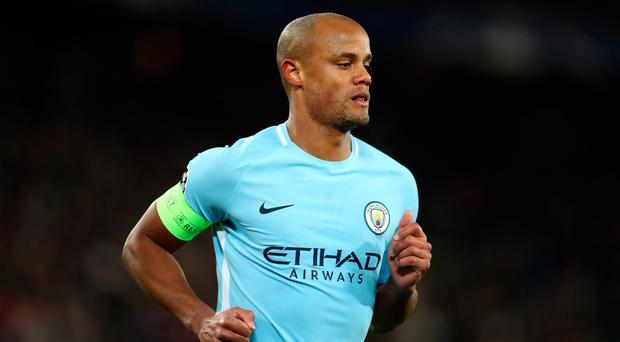 Manchester City ready for Champions League glory - Vincent Kompany