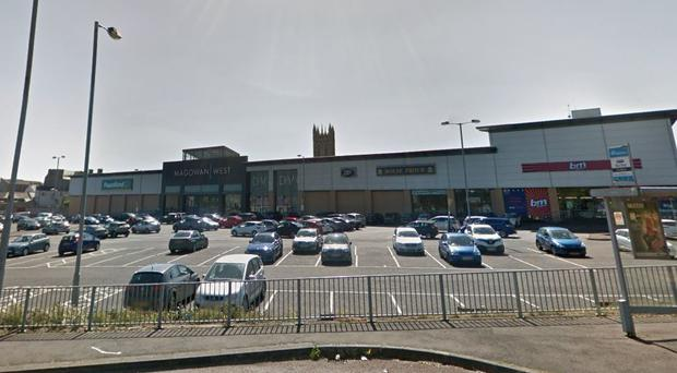 High Street Mall in Portadown / Credit: Google Maps