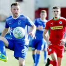 Terry Fitzpatrick is still a key part of Dungannon's team at 35.