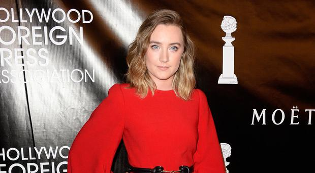Speaking out: Saoirse Ronan