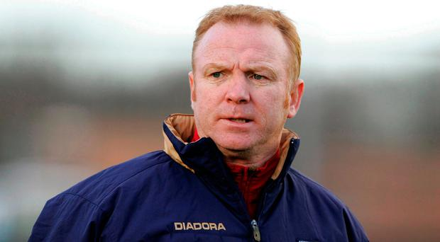 New boss: Alex McLeish takes Scots reins for second time